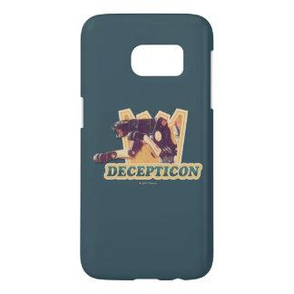 Transformers   Decepticon Graphic Samsung Galaxy S7 Case