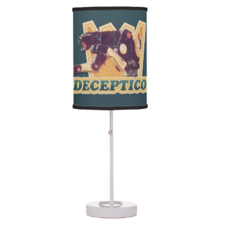 Transformers | Decepticon Graphic Table Lamp
