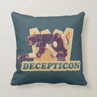 Transformers | Decepticon Graphic Throw Pillow