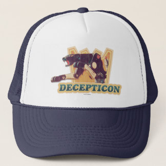 Transformers | Decepticon Graphic Trucker Hat