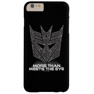 Transformers | Decepticon Shield Revealed Barely There iPhone 6 Plus Case