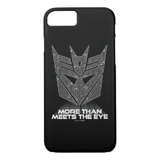 Transformers | Decepticon Shield Revealed Case-Mate iPhone Case