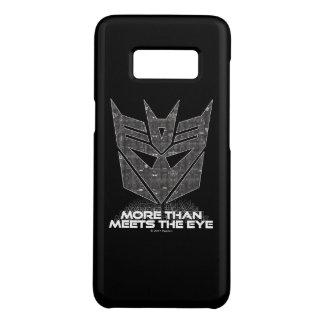 Transformers | Decepticon Shield Revealed Case-Mate Samsung Galaxy S8 Case