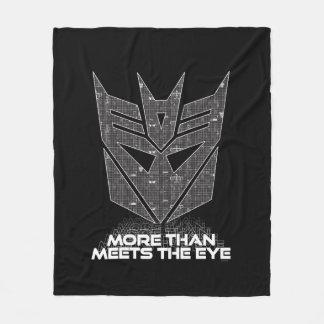Transformers | Decepticon Shield Revealed Fleece Blanket