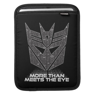 Transformers | Decepticon Shield Revealed iPad Sleeve