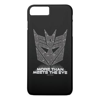 Transformers | Decepticon Shield Revealed iPhone 8 Plus/7 Plus Case