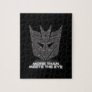 Transformers | Decepticon Shield Revealed Jigsaw Puzzle