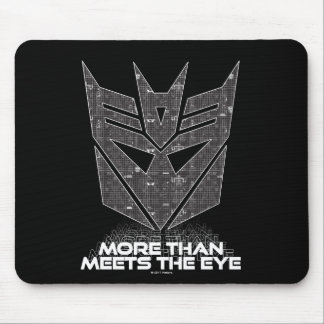 Transformers | Decepticon Shield Revealed Mouse Pad