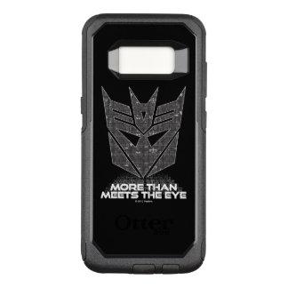 Transformers | Decepticon Shield Revealed OtterBox Commuter Samsung Galaxy S8 Case
