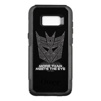 Transformers | Decepticon Shield Revealed OtterBox Commuter Samsung Galaxy S8+ Case