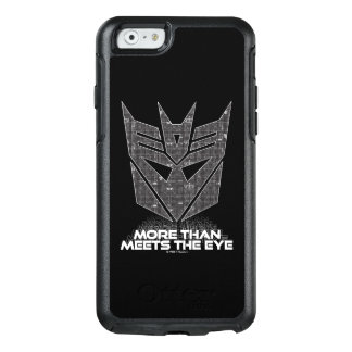 Transformers | Decepticon Shield Revealed OtterBox iPhone 6/6s Case