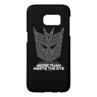 Transformers | Decepticon Shield Revealed Samsung Galaxy S7 Case