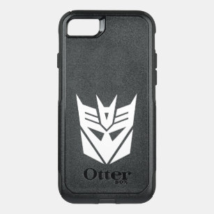 Transformers Decepticons White Mask OtterBox Commuter iPhone 8/7 Case