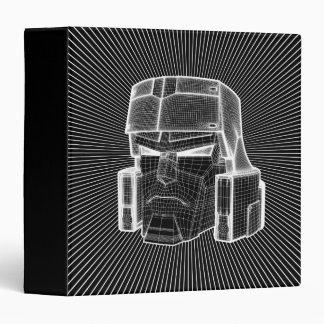 Transformers | Megatron 3D Model 3 Ring Binder