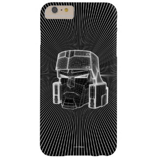 Transformers | Megatron 3D Model Barely There iPhone 6 Plus Case