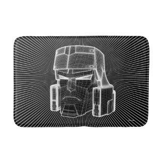 Transformers   Megatron 3D Model Bath Mat