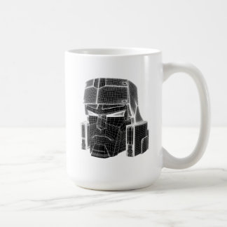 Transformers | Megatron 3D Model Coffee Mug