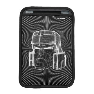 Transformers | Megatron 3D Model iPad Mini Sleeve