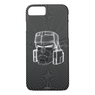 Transformers | Megatron 3D Model iPhone 8/7 Case