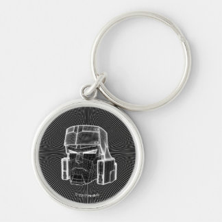 Transformers   Megatron 3D Model Keychain