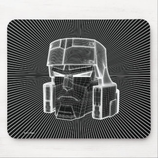 Transformers | Megatron 3D Model Mouse Pad
