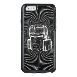 Transformers | Megatron 3D Model OtterBox iPhone 6/6s Case