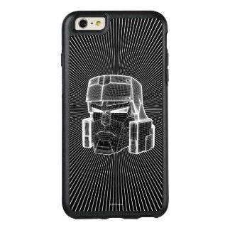 Transformers | Megatron 3D Model OtterBox iPhone 6/6s Plus Case
