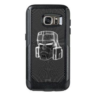 Transformers   Megatron 3D Model OtterBox Samsung Galaxy S7 Case