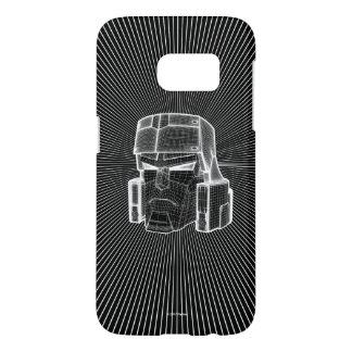 Transformers   Megatron 3D Model Samsung Galaxy S7 Case