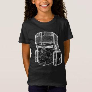 Transformers   Megatron 3D Model T-Shirt