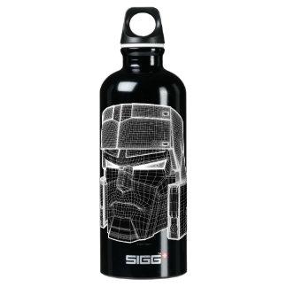 Transformers | Megatron 3D Model Water Bottle