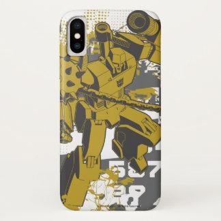 Transformers - Megatron Collage iPhone X Case