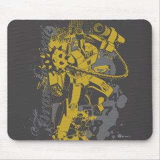 Transformers - Megatron Collage Mouse Pad