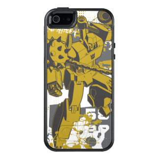 Transformers - Megatron Collage OtterBox iPhone 5/5s/SE Case