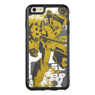 Transformers - Megatron Collage OtterBox iPhone 6/6s Plus Case