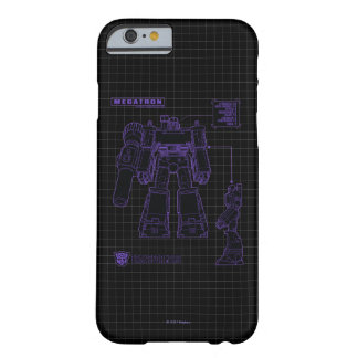 Transformers | Megatron Leader of the Decepticons Barely There iPhone 6 Case