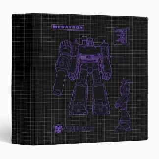 Transformers | Megatron Leader of the Decepticons Binder