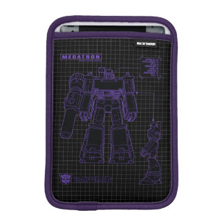 Transformers | Megatron Leader of the Decepticons iPad Mini Sleeve