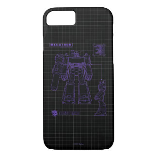 Transformers | Megatron Leader of the Decepticons iPhone 8/7 Case