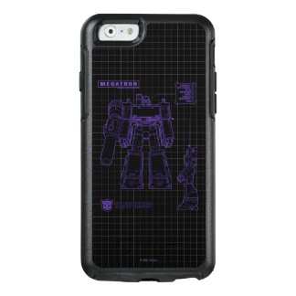 Transformers | Megatron Leader of the Decepticons OtterBox iPhone 6/6s Case