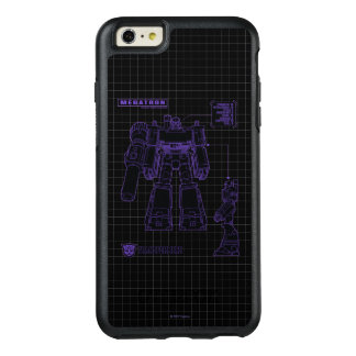 Transformers | Megatron Leader of the Decepticons OtterBox iPhone 6/6s Plus Case
