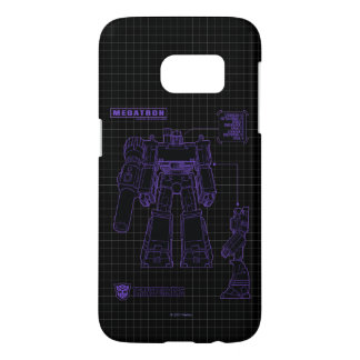 Transformers   Megatron Leader of the Decepticons Samsung Galaxy S7 Case