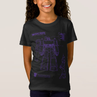 Transformers | Megatron Leader of the Decepticons T-Shirt