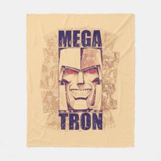 Transformers | Megatron Returns Fleece Blanket