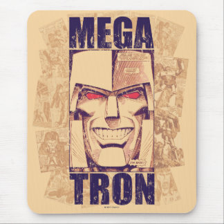 Transformers | Megatron Returns Mouse Pad