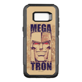 Transformers | Megatron Returns OtterBox Commuter Samsung Galaxy S8+ Case