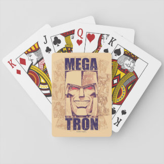 Transformers | Megatron Returns Playing Cards