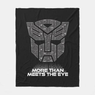 Transformers | More than Meets the Eye Fleece Blanket