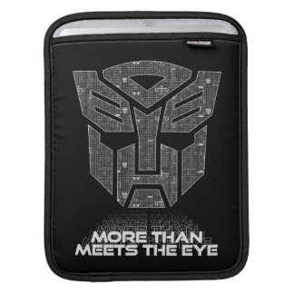 Transformers | More than Meets the Eye iPad Sleeve