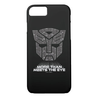Transformers | More than Meets the Eye iPhone 8/7 Case